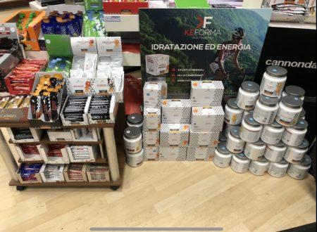 Disponibili in negozio i prodotti KEFORMA…